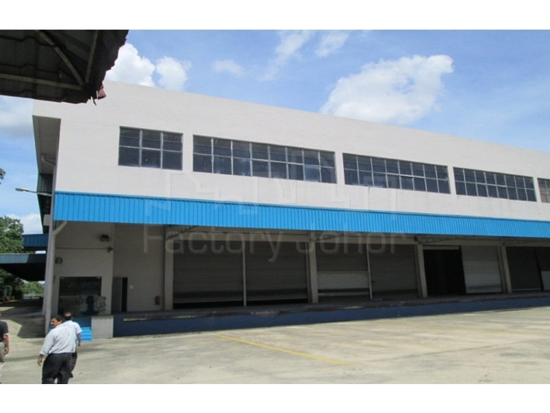 warehouse at Jln Keluli
