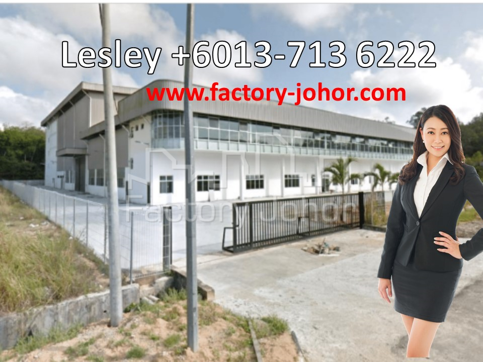 Factory at Sungai Tiram (BUA: 56k sqft)