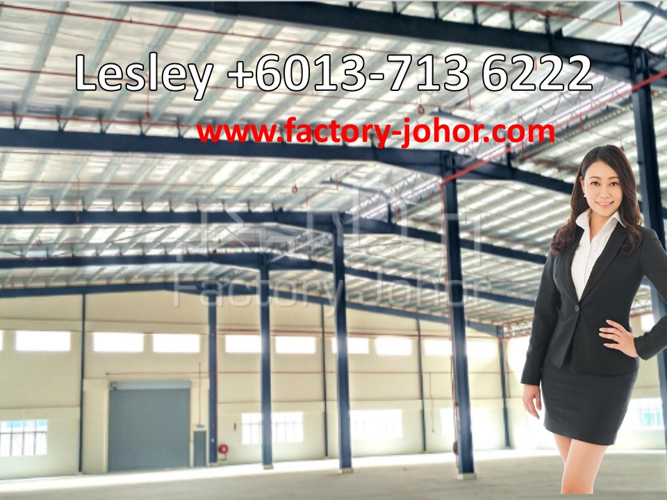 Detached Factory with Mezzanine floor at Indahpura Industrial Park, Kulai