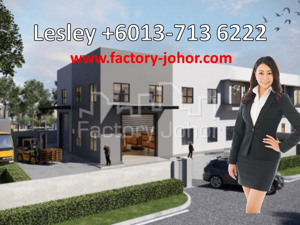 Semi-Detached Factory for Sale [-10%+10%(early bird till end of April 2019) BUA: 1.9k]