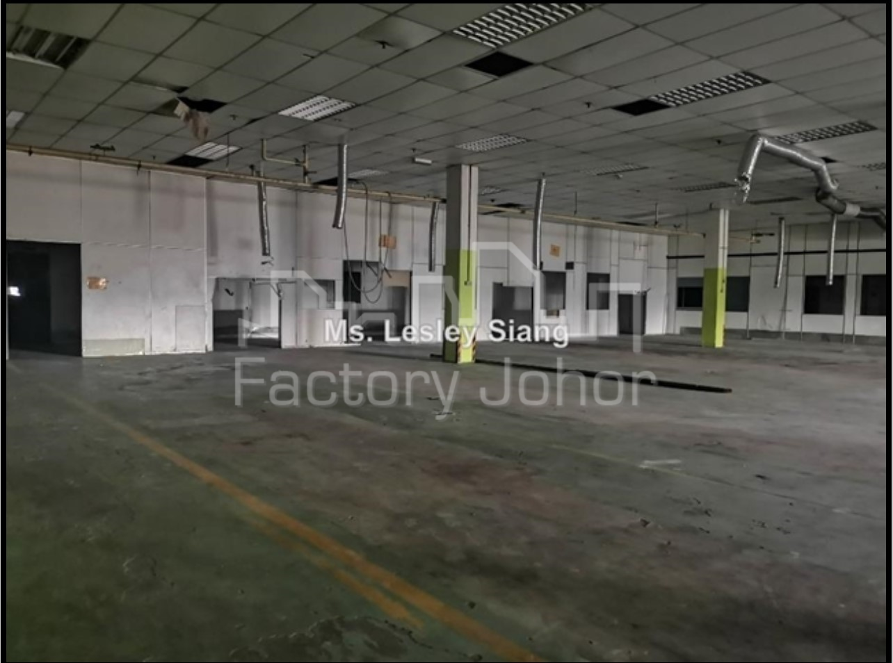 Detached Factory at Senai Johor Bahru